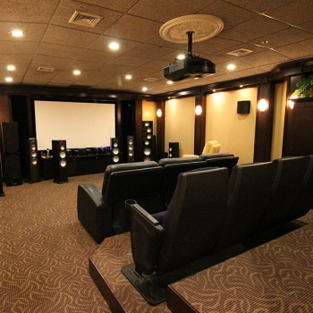 Showroom - Home Theater Demo