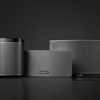 SONOS Products For Your Home Theater