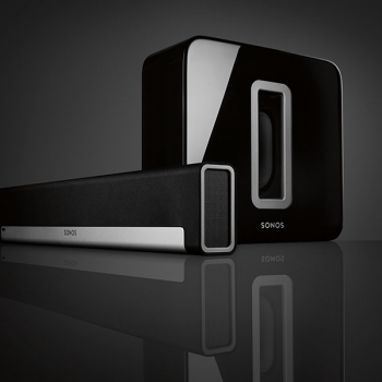 SONOS Playbar and Subwoofer