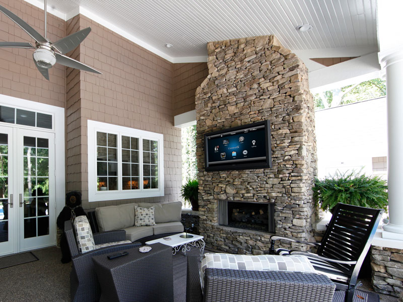 Control 4 Outdoor Solutions