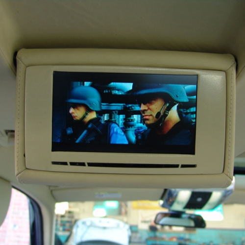 Automotive Video Display