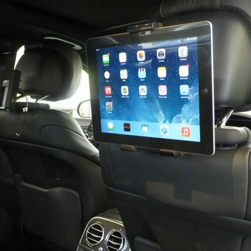 iPad Entertainment Mount