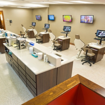 Dental Office Custom Video/Audio Installation