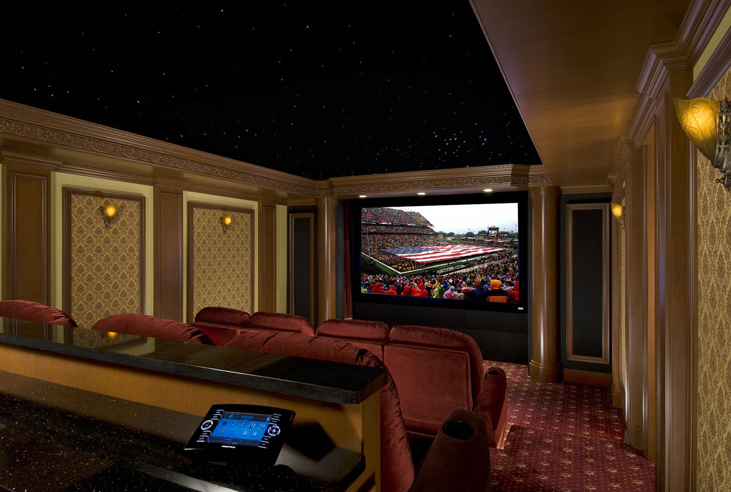 Home Theater Installation, Service and set up